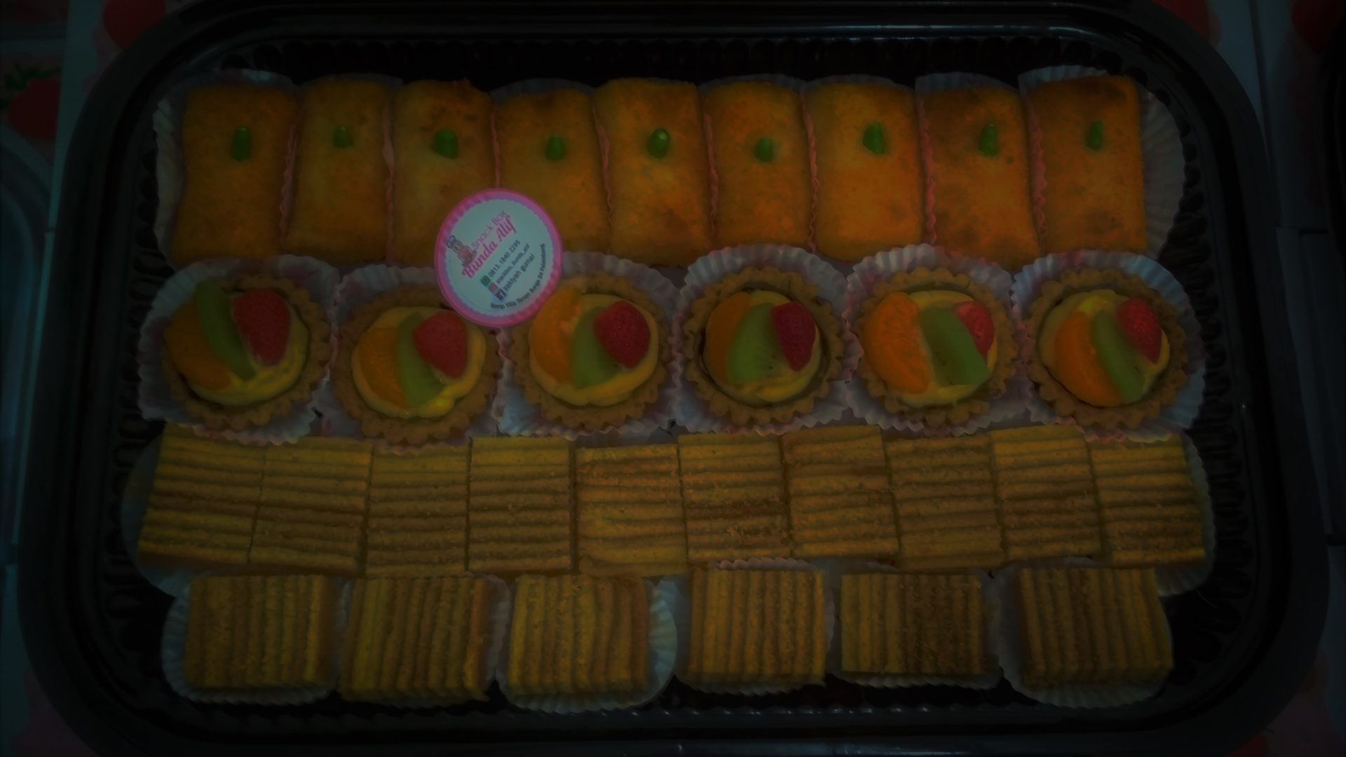 Snack Box Bunda Alif